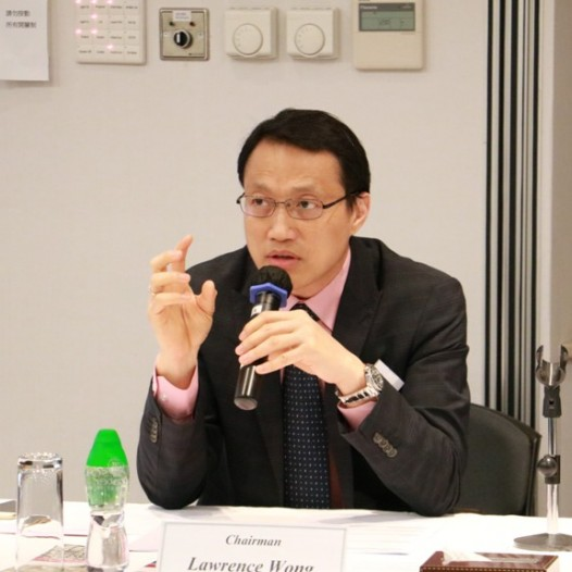(HK) Dr Lawrence Wong is invited to chair a seminar held by HKICPA