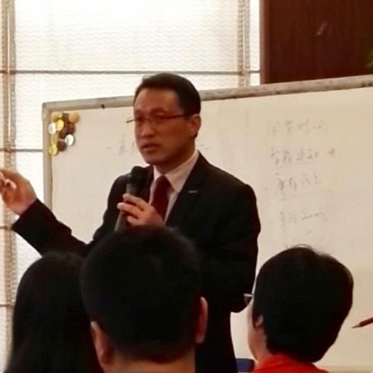 "(SZ) Dr. Lawrence Wong spoke at CMI Shenzhen Open Talk on ""Digital Strategy and Business Transformation""."