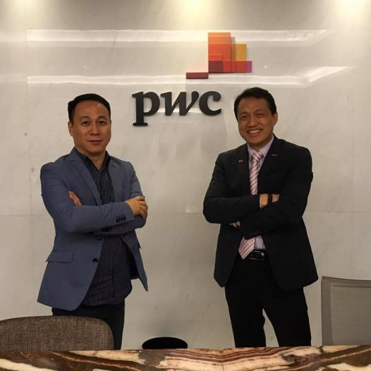 (HK) Dr. Lawrence Wong attended the seminar held by HKINEDA and PWC.