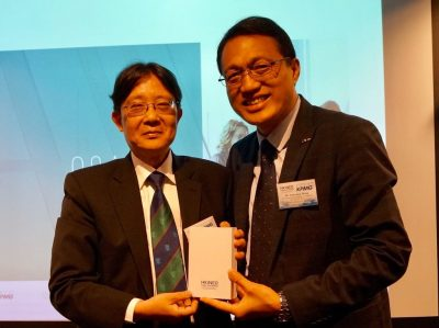 "(HK) Dr. Lawrence Wong chaired the HKiNEDA seminar about ""Disclosure of Insider Information""."