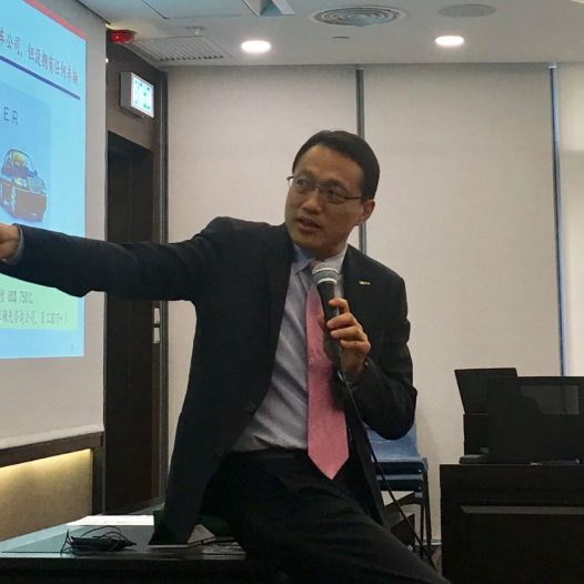 "(HK) Dr. Lawrence Wong will talk about ""Disruptive Technologies and Their Impacts to Business World"" in HKiNED Seminar."