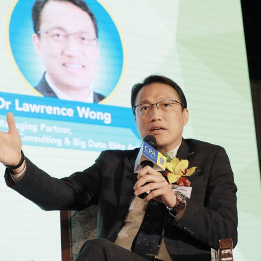 (HK) Dr. Lawrence Wong became one of the panelists in CPA Congress 2017.