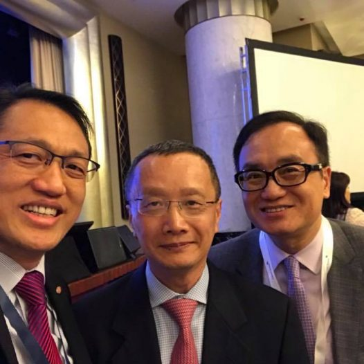 (HK) Dr. Lawrence Wong joined the bi-yearly Market Outlook Seminar 2018.