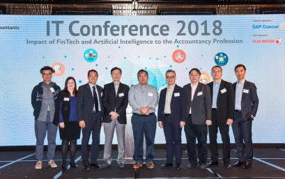 HKICPA IT Conference 2018