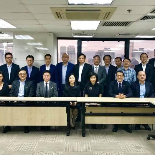 HKiNEDA CGTF kick-off meeting