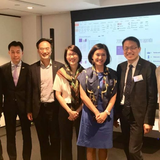 (HK) Dr. Lawrence Wong chaired HKiNEDA seminar jointly held with KPMG.