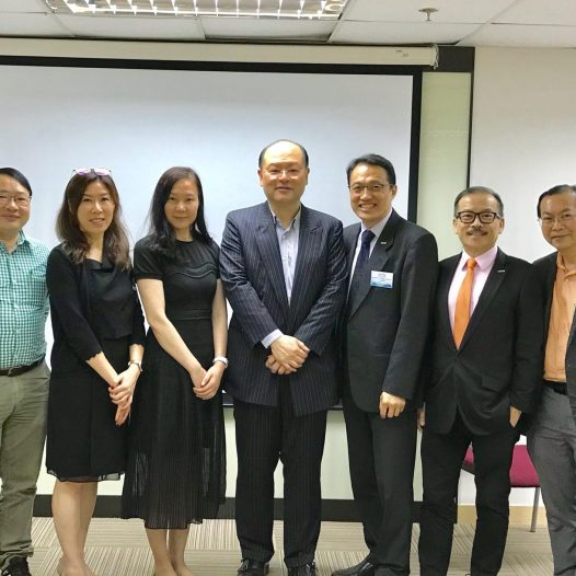 "(HK) Dr. Lawrence Wong chaired INED class ""Fiduciary Duty & Risk Essentials for INEDs""."