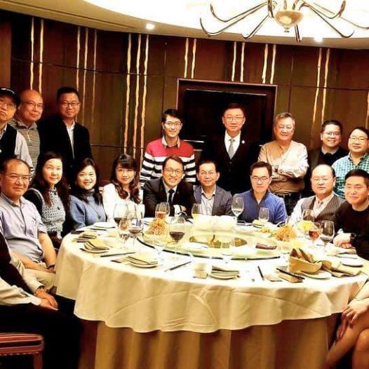 HKiNED Alumni Dinner 2019